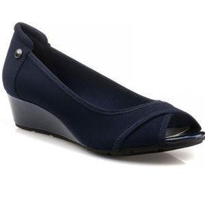 ANNE KLEIN SPORTS Black shoes